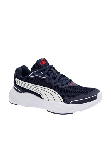 Puma Erkek Lacivert 90S Runner Nu Wave Sneakers 305963 Lacivert